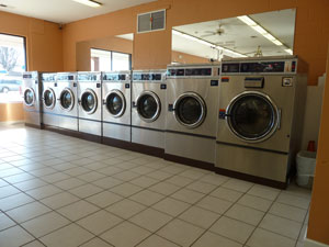Grandma's Car Wash & Coin Laundry - About Our Coin Laundry